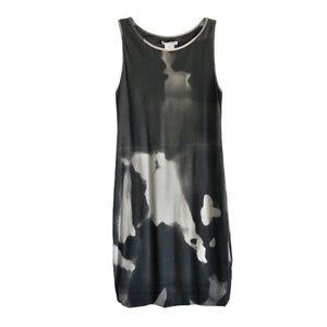 SARAH PACINI Abstract Print Sleeveless Dress
